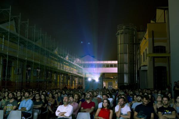 Una proiezione al Milano Film Festival