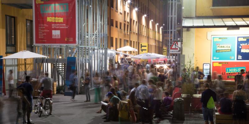 Il Milano Film Festival a BASE Milano