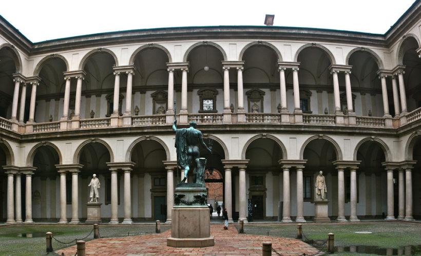 Pinacoteca di Brera: fra i musei gratis la prima domenica del mese