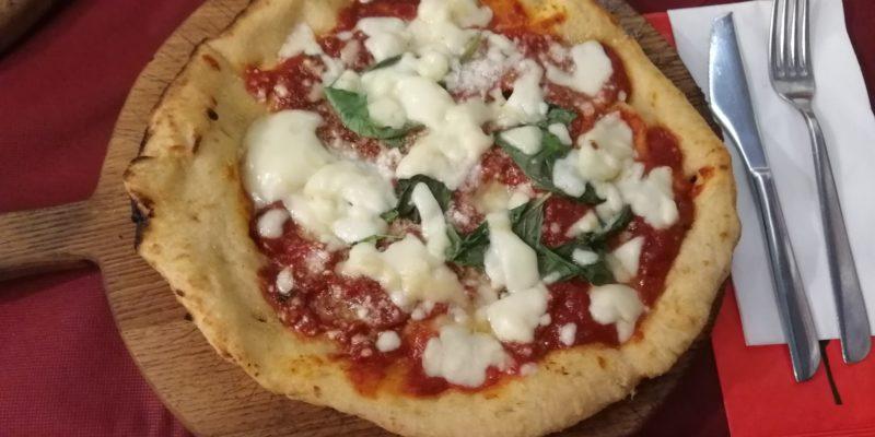 La pizza napoletana da Starita