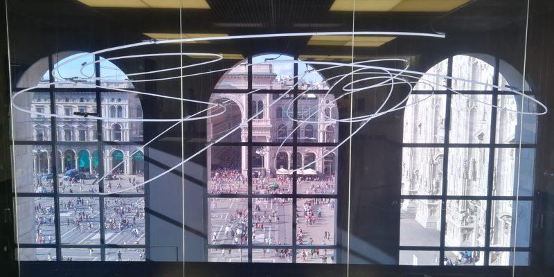 Museo del Novecento - Lucio Fontana