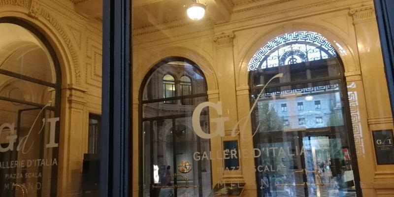 Le Gallerie d'Italia e la ricca collezione sul Novecento