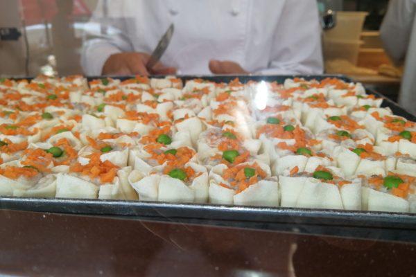 Ravioli cinesi: preparazione di Shao Mai