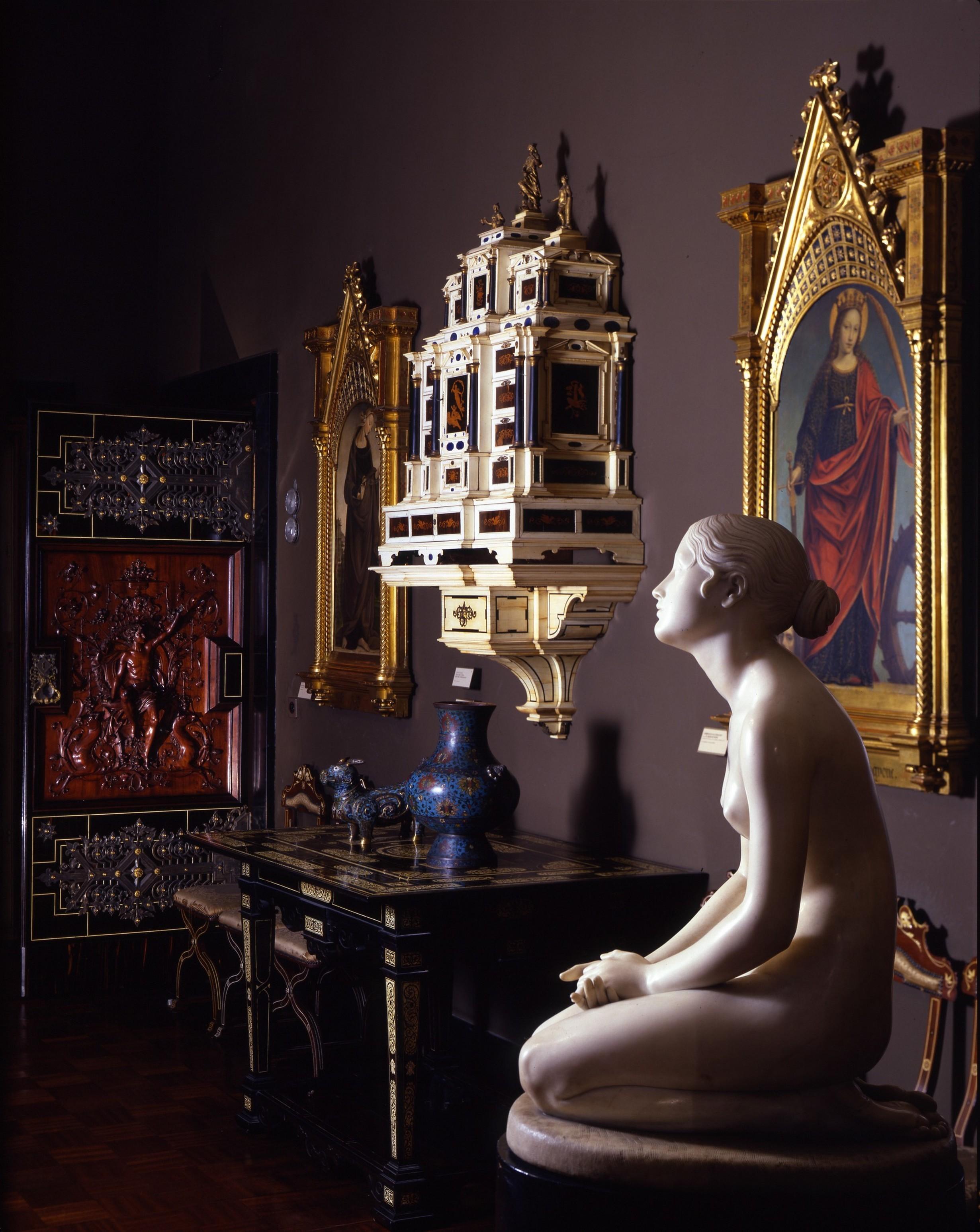 La Sala Nera del Museo Poldi Pezzoli