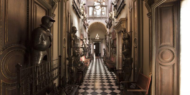 Sala delle Armi - Museo Bagatti Valsecchi