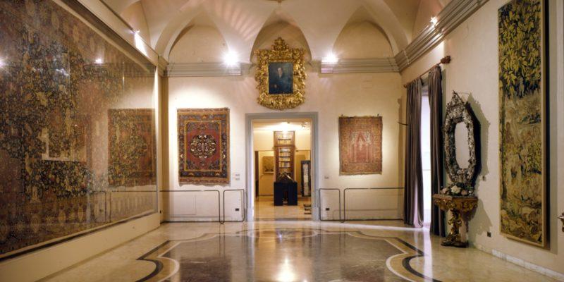 Una delle quattro case museo di Milano: il Museo Poldi Pezzoli