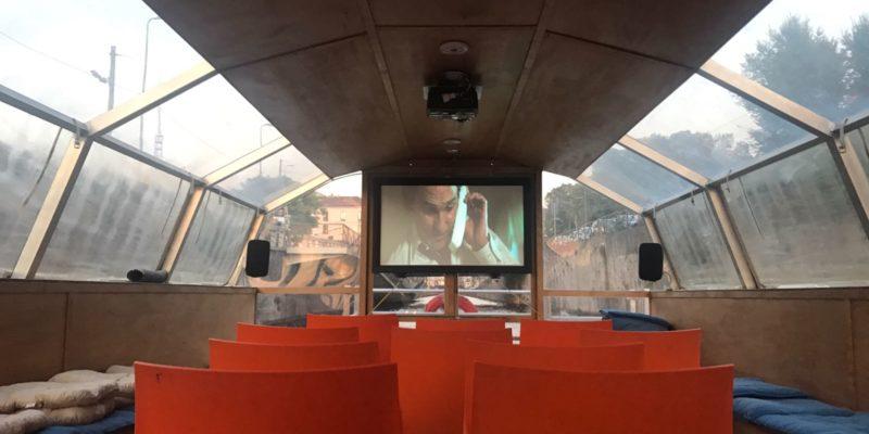 Il cinema sulle acque dei Navigli