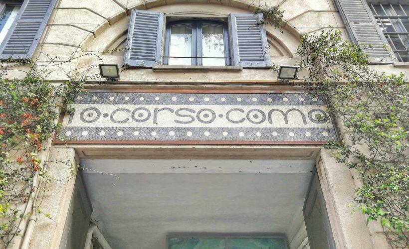 Lo Sai Che A Milano C è 10 Corso Como E La Galleria Carla