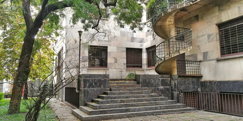 Casa Corbellini-Wassermann al Casoretto