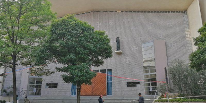La Chiesa di San Luca, progetto di Gio Ponti