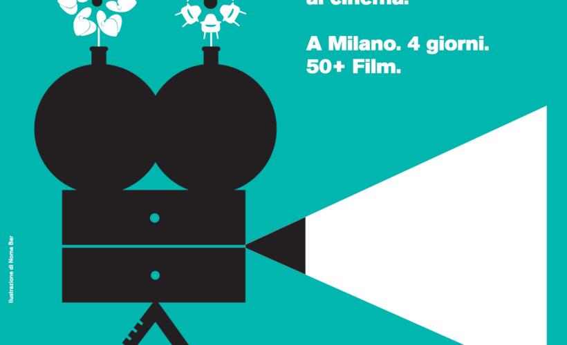 Locandina del Milano Design Film Festival